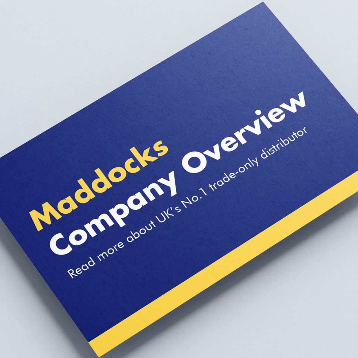 Overzicht van Maddocks